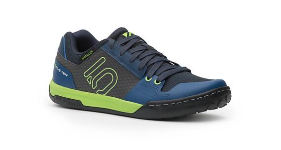 Five Ten Freerider Contact Shoe Men solar green/night shade